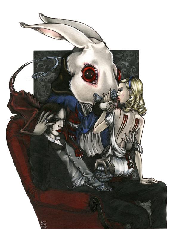 Zoe Lacchei - Marilyn Manson - Eat Me, Drink Me