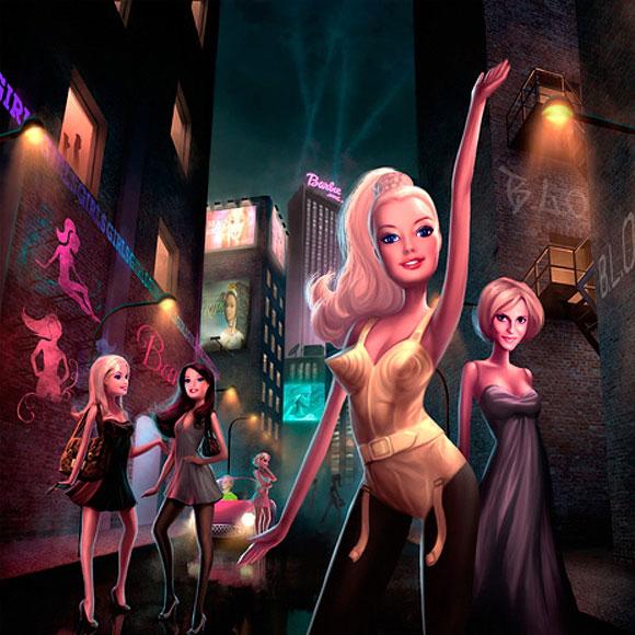 Will Murai - Fifty years of Barbie