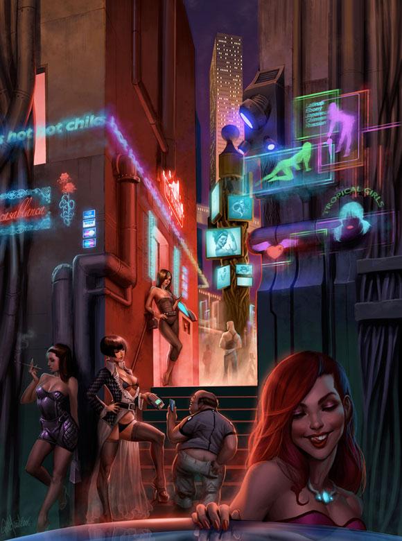 Will Murai - Metropolis