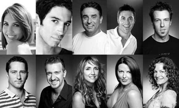 La Bella e la Bestia - Musical - Cast