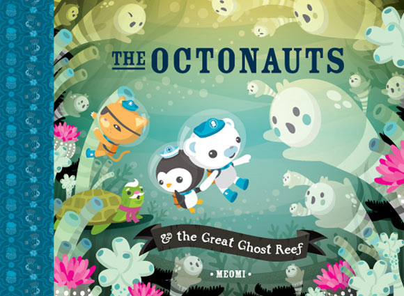 Meomi - The Octonauts and the Great Ghost Reef cover