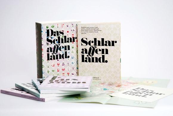 kawaii - natalie birkle - schlaraffenland - travel - guide - fantastic - journey - illustration - vector - guida - viaggi - cuccagna - vettoriale - cs3