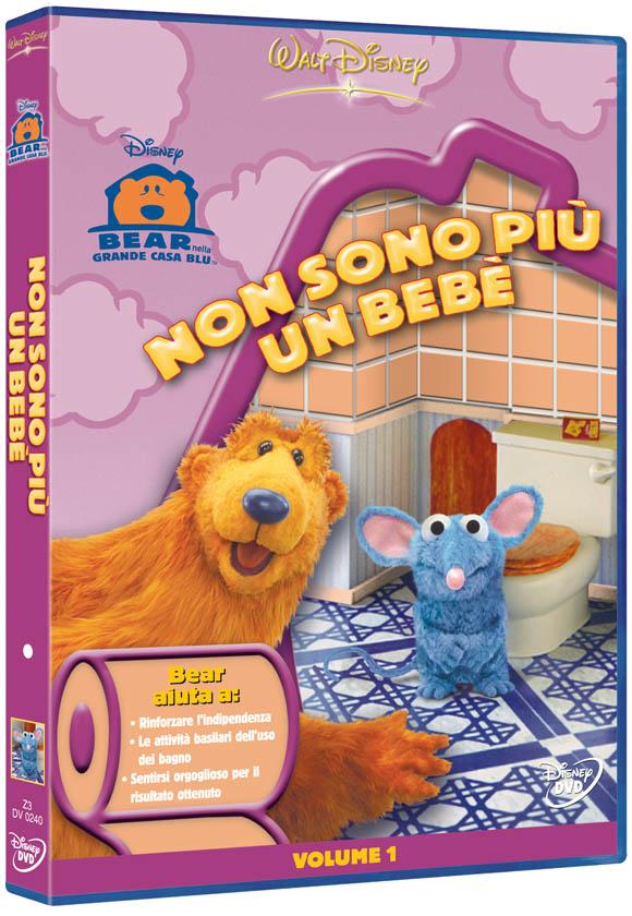 pink, sweet, poo, poop, pooh, cacca, cacchina, rosa, carina, dolce, Bear nella Grande Casa Blu - Non sono più un Bebè