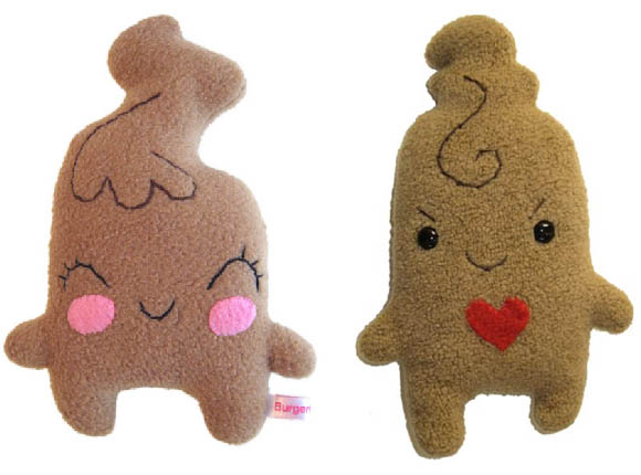 pink, sweet, poo, poop, pooh, cacca, cacchina, rosa, carina, dolce, Anna Chambers, plush, peluches, toy