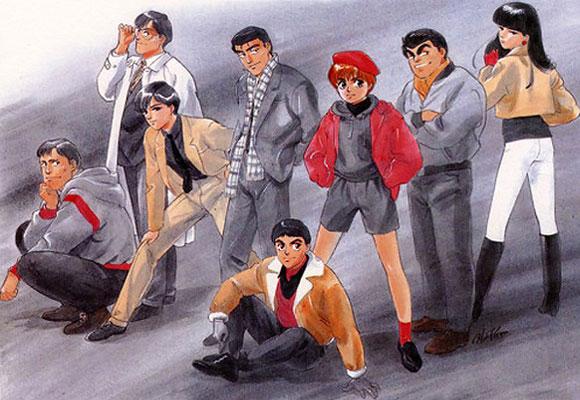 Akemi Takada, Creamy, anime, manga, fancy lala, madoka, orange road, Patlabor