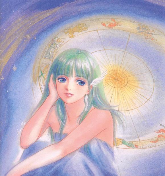 Akemi Takada, Creamy, anime, manga, fancy lala, madoka, orange road, Lapis Lazuli
