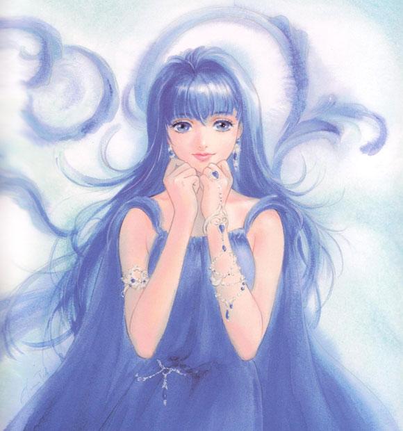 Akemi Takada, Creamy, anime, manga, fancy lala, madoka, orange road, Sapphire