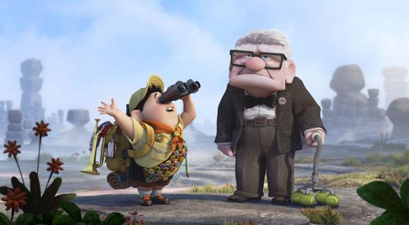Up, Disney Pixar, anime, movie, animation, cartoon, cartone, animato