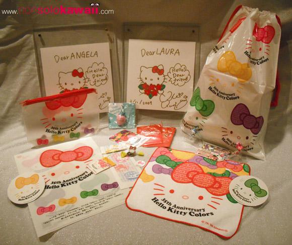 35th Anniversary - Hello Kitty - Sketch - kawaii - cute - gift