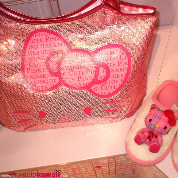 kawaii - cute - 35th Anniversary - Hello Kitty Colors - Limited Edition - pink - rosa - strass