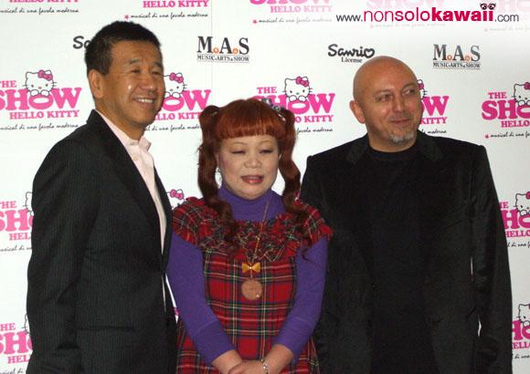 Hello Kitty the Show - Sanrio - Kunihiko Tsuji, Yuko Yamaguchi, Daniele Luppino