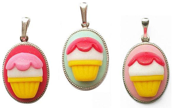 Annapaola Rapacciuolo - Le Chou Chou - bijou - kawaii - cute - jewellery - gioielli - fimo - cake - torte