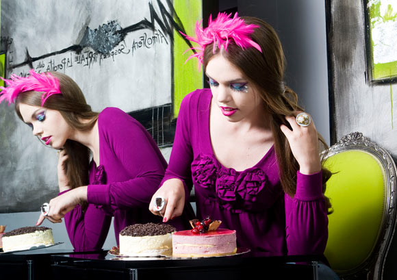 Annapaola Rapacciuolo - Le Chou Chou - bijou - kawaii - cute - jewellery - gioielli - food - sweet - b. stylish - gossip girls - barbara maiocchi