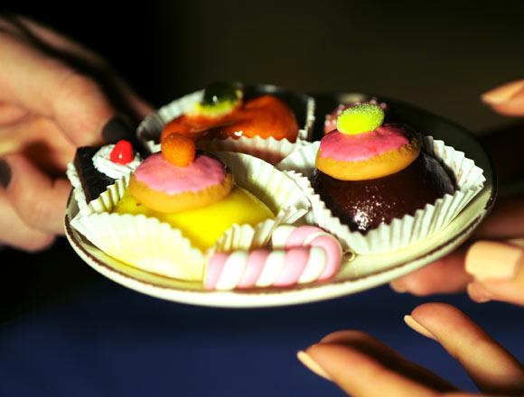 Annapaola Rapacciuolo - Le Chou Chou - bijou - kawaii - cute - jewellery - gioielli - fimo - food - sweet - patisserie