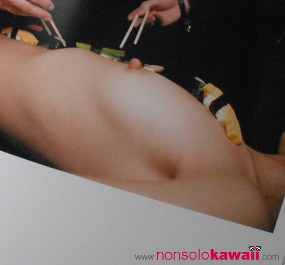 Joan Sinclair - Pink Box - Nyotaimori Party, companion hotel