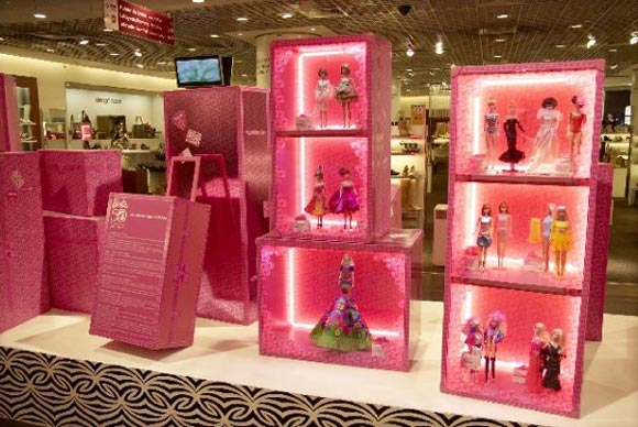 Barbie 50th anniversary - Fab Fashion Exhibition