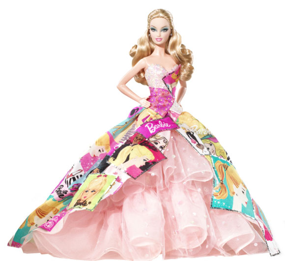 Barbie 50th anniversary - Generations Of Dreams Barbie Doll