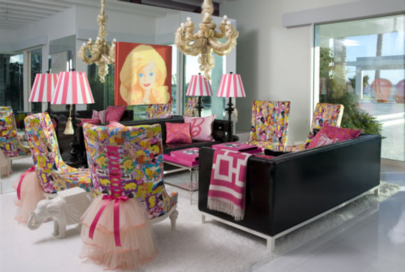 Barbie 50th anniversary - Malibu Dream House