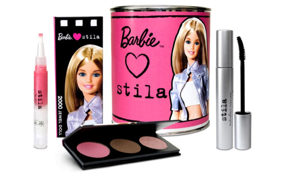 Barbie 50th anniversary - Stila Decades of Beauty, Barbie Jewel