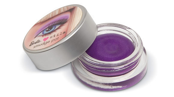 Barbie 50th anniversary - Stila Smudge Pot purple plum