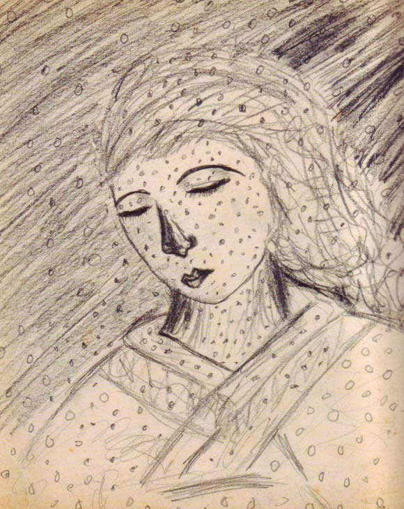 Yayoi Kusama, Untitled, Senza Titolo, 1939