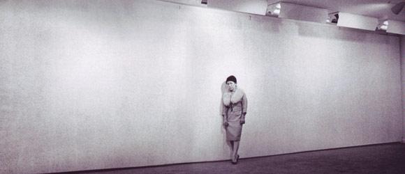 Yayoi Kusama, Number White, 1961