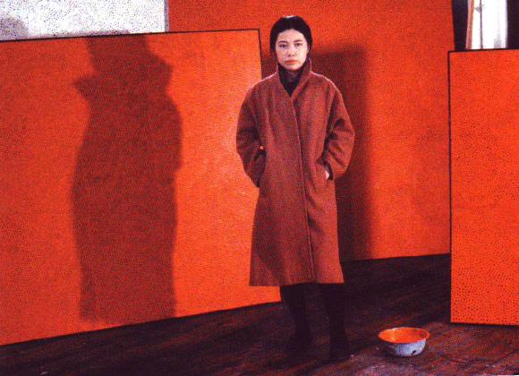 Yayoi Kusama, Infinity Nets, New York, 1961
