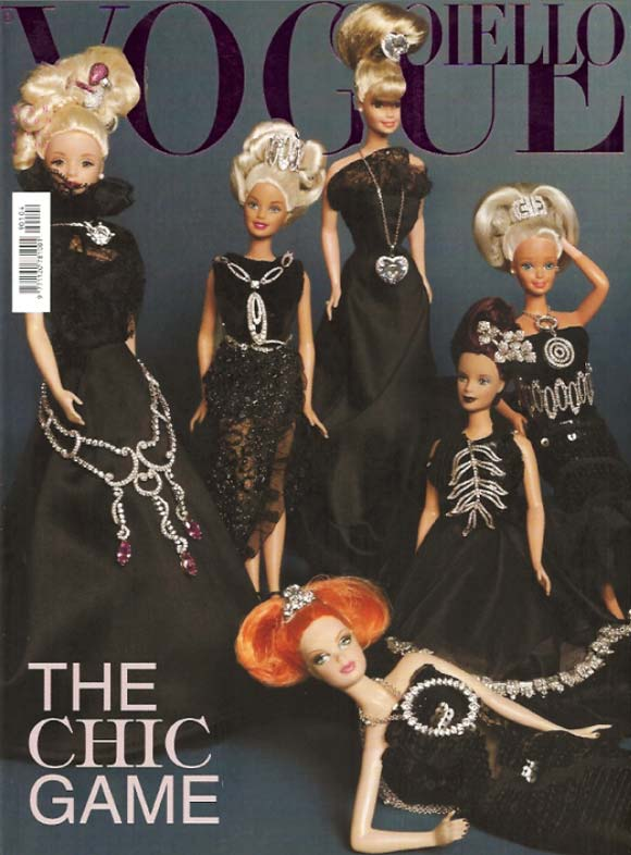 Barbie 50th anniversary - Vogue Gioiello