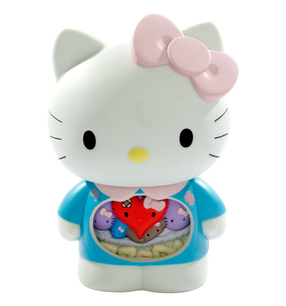 Dr. Romanelli, Sanrio, Medicom Toy - DRx / Hello Kitty, 2009