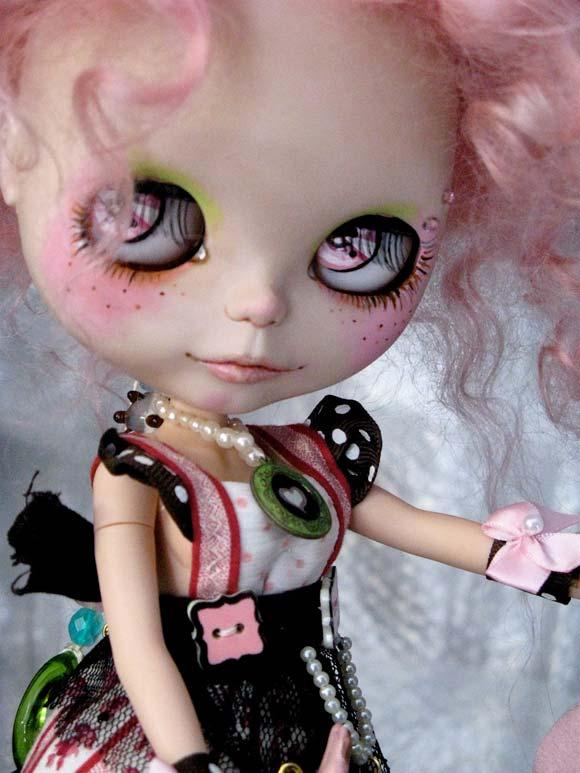 Rudy Fig - Miss Molly blythe doll