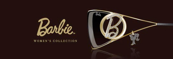 Barbie 50th anniversary - Inottica - Barbie Women's Collection eyeglasses and sunglasses / collezione di occhiali da sole e da vista