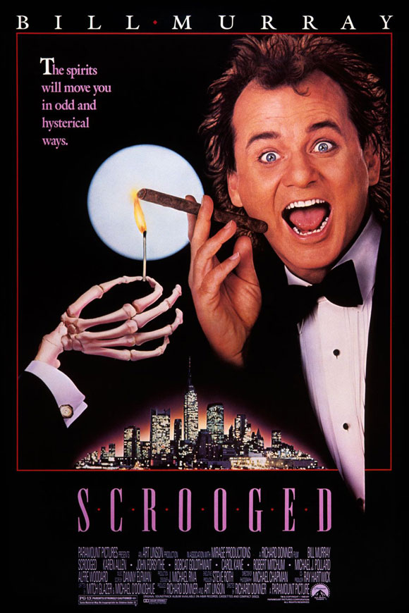 S.O.S Fantasmi / Scrooged, Mirage Studios, 1988