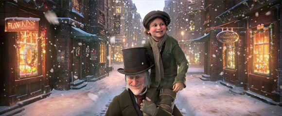 A Christmas Carol, Walt Disney Pictures, 2009