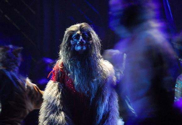 Cats - Compagnia della Rancia, Giulia Ottonello as Grizabella