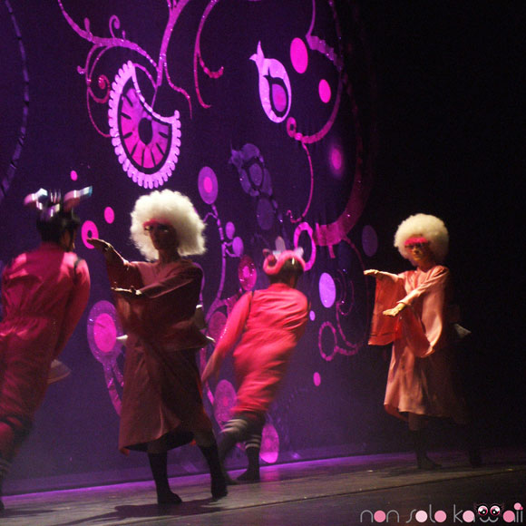 modern kimono - Hello Kitty the Show, Musical di una Favola Moderna
