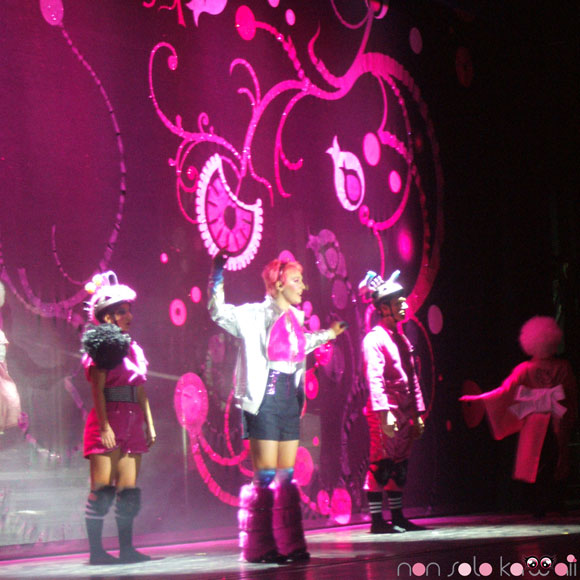 Sally Selene Scarpolini - Hello Kitty the Show, Musical di una Favola Moderna