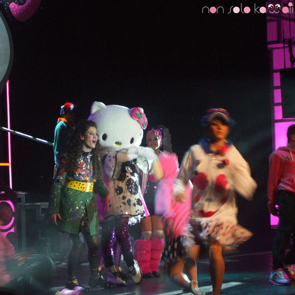 Tania Tuccinardi - Hello Kitty the Show, Musical di una Favola Moderna