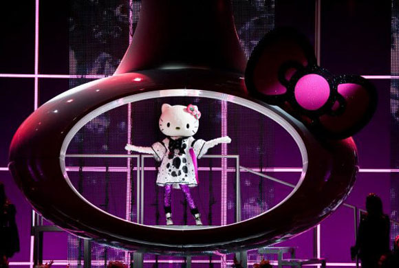 Hello Kitty the Show, Musical di una Favola Moderna