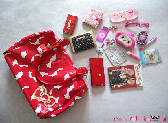 Angela's kawaii bag / la borsa kawaii di Angela