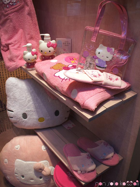 Hello Kitty Bathroom / il bagno di Hello Kitty
