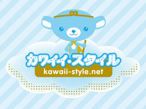 Ivan Ricci kawaii-style - blue bear / orsetto azzurro