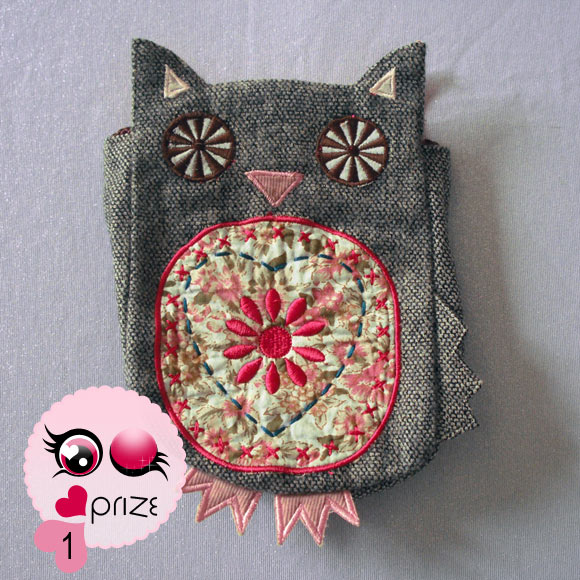 Accessorize - The Owl Bag / Borsa Gufo