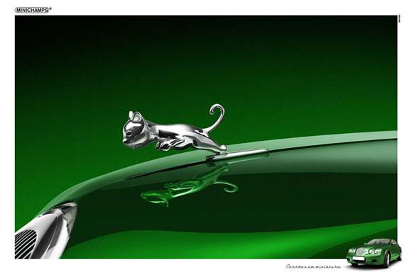 Minichamps: Jaguar - Cars in miniature, Brazil