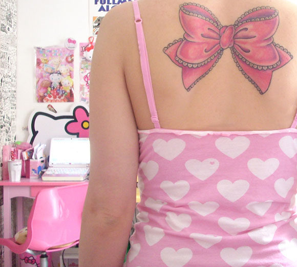 kawaii tattoo / tatuaggi kawaii