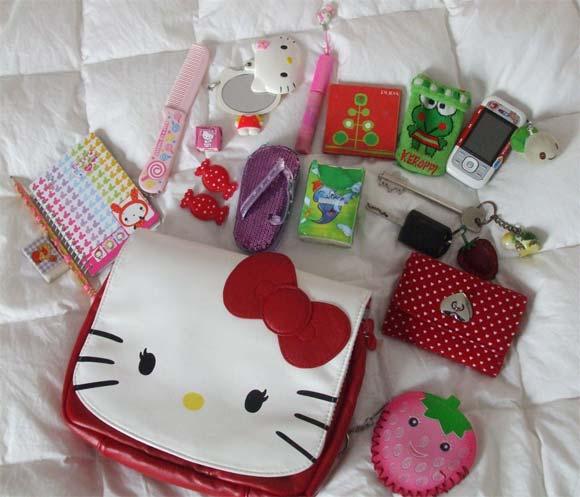 Donkuri's bag / La borsa di Donkuri