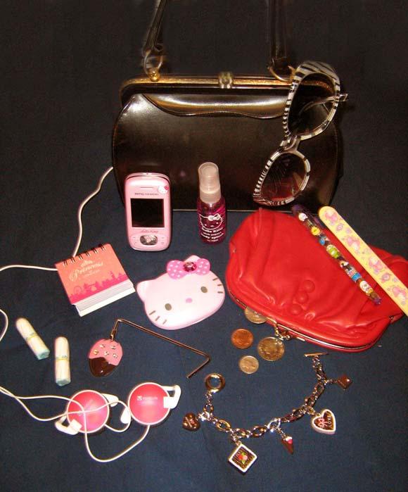 Ericuccia_Milano's bag / La borsa di Ericuccia_Milano