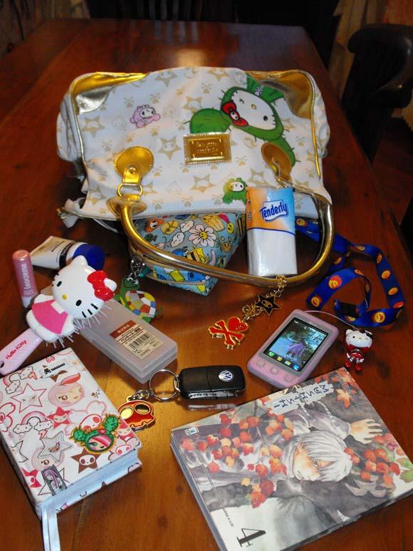 Mmorgana's bag / La borsa di Mmorgana