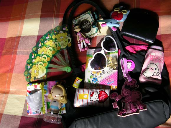 Twin Marta's bag / La borsa di Twin Marta