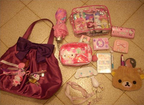 Miwa X3's bag / La borsa di Miwa X3