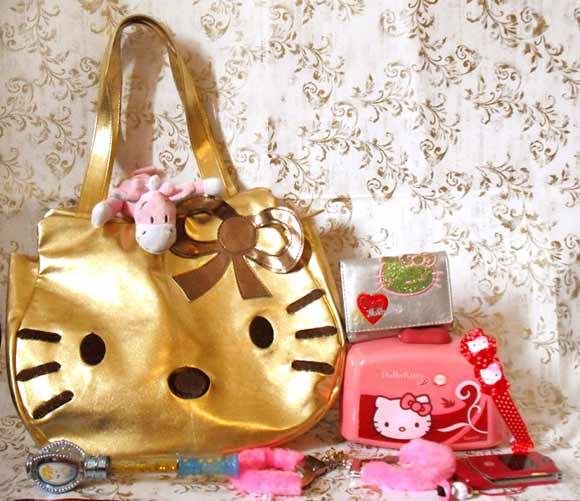 Perlina's bag / La borsa di Perlina